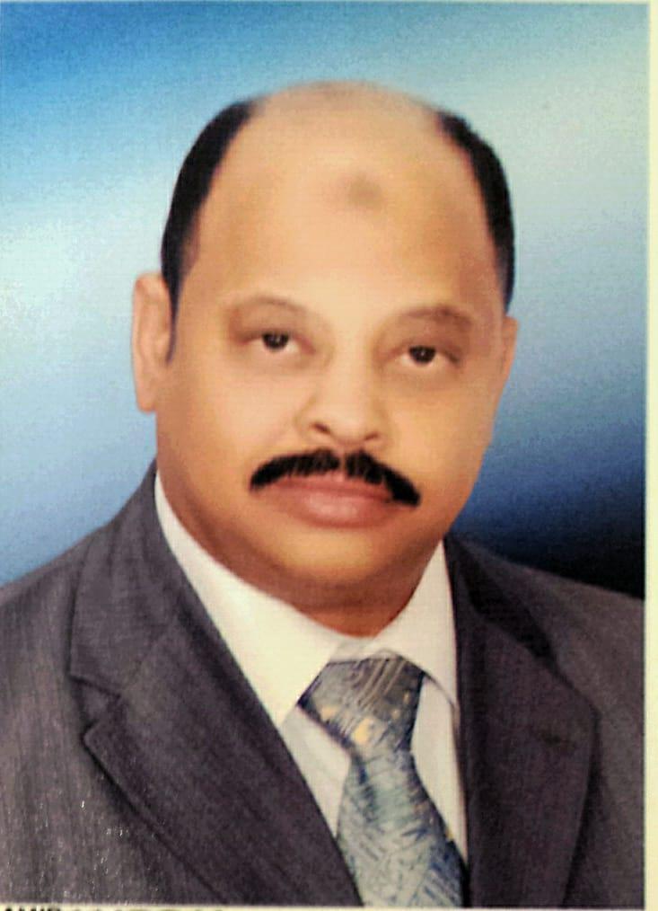 اللواء مجدى عبدالمنعم مدير الإدارة العامة للإحصاءات الحيوية بالجهاز