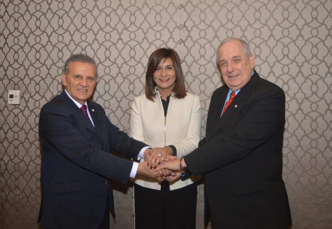 لقاء وزيرة الهجرة و وزير الخارجية اليوناني (8)