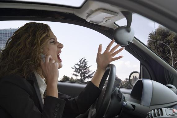 نصائح للتغلب على توتر القيادة