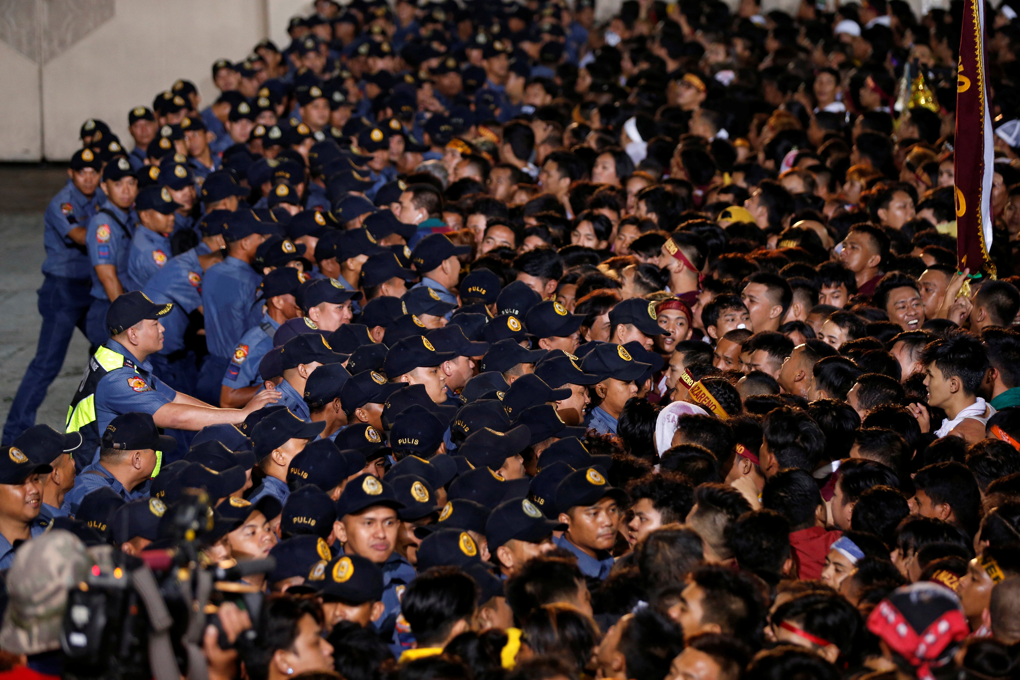 مسيرة الناصرى الأسود بمانيلا (21)
