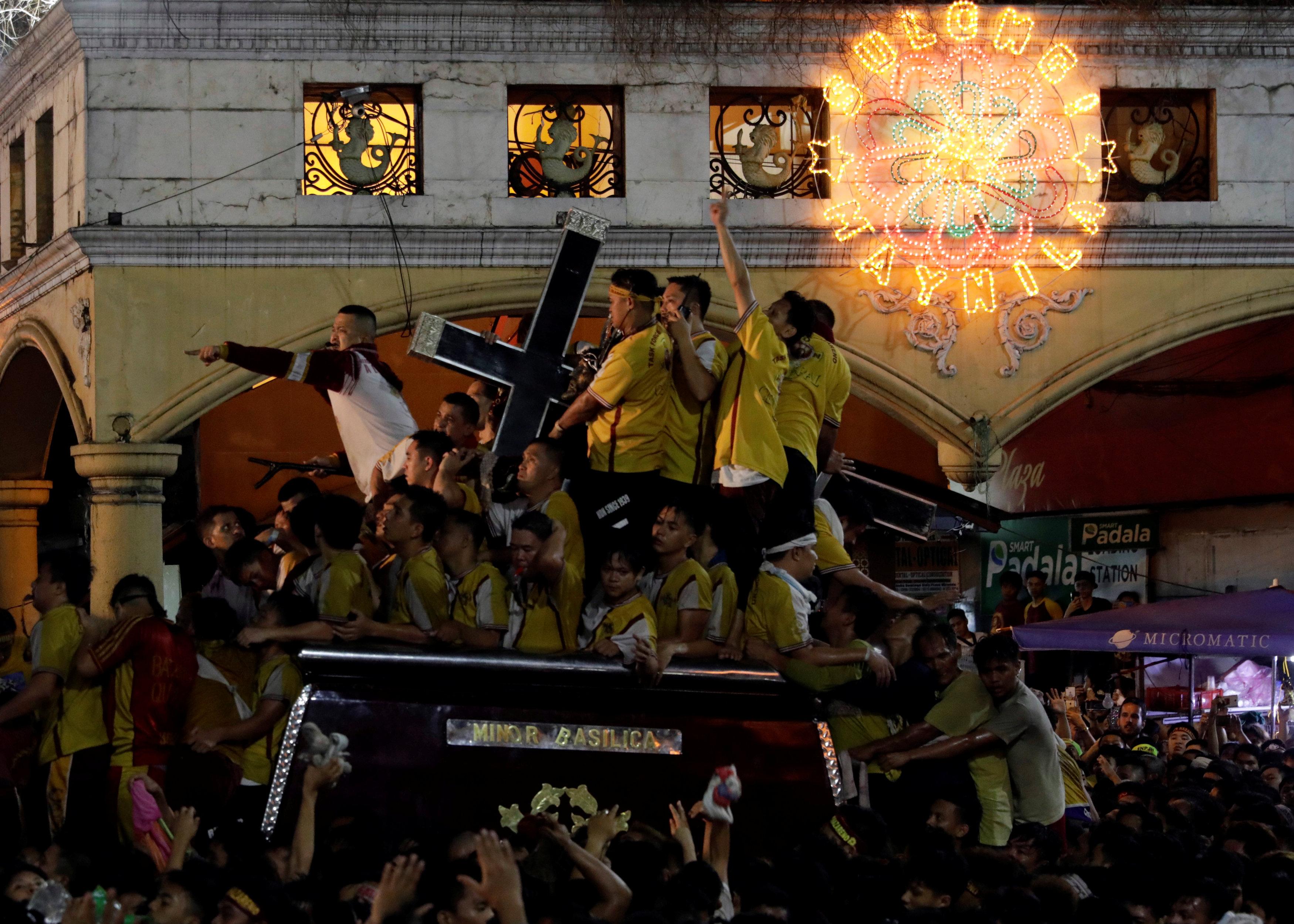 مسيرة الناصرى الأسود بمانيلا (18)
