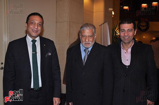 صور حفل مهرجان المسرح العربي (5)
