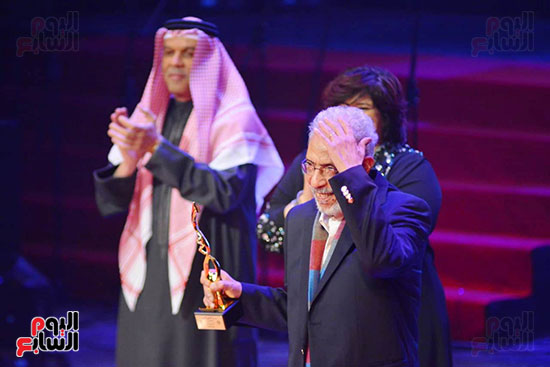 صور مهرجان المسرح العربي (7)