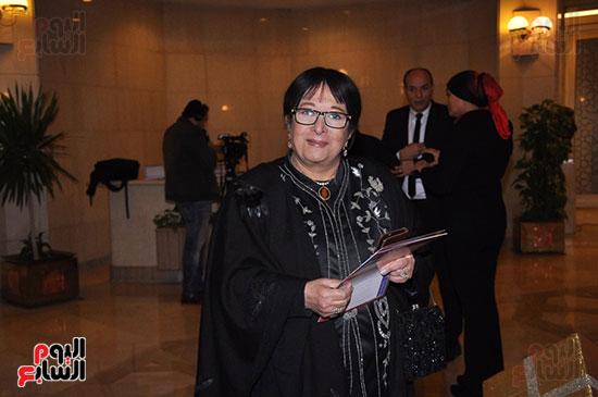 صور حفل مهرجان المسرح العربي (4)