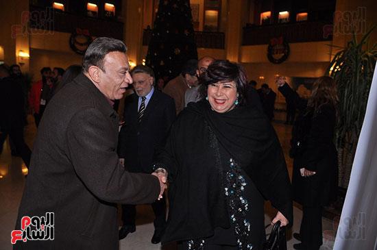 صور حفل مهرجان المسرح العربي (34)