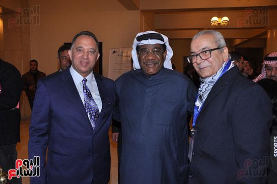 صور حفل مهرجان المسرح العربي (8)