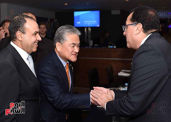 صور رئيس الوزراء يشهد افتتاح بطولة العالم لكرة اليد للرجال  (3)