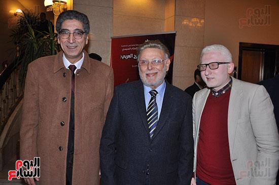 صور حفل مهرجان المسرح العربي (35)