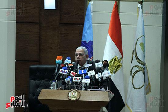 صور الاعلان عن اليوبيل الذهبى لمعرض القاهرة الدولى للكتاب (8)