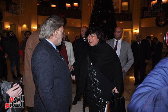 صور حفل مهرجان المسرح العربي (33)