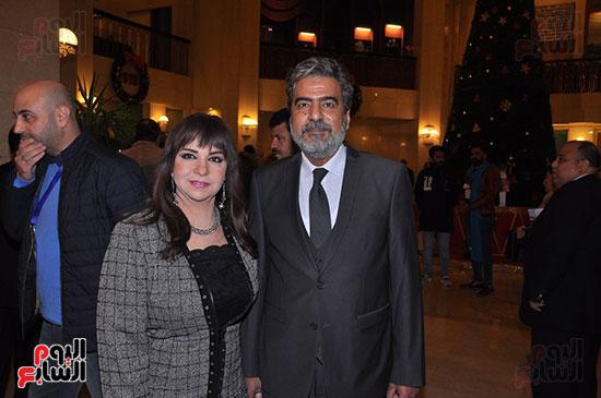 صور حفل مهرجان المسرح العربي (6)