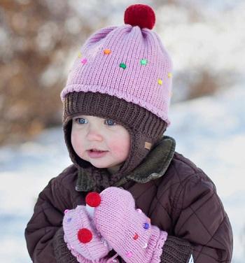 كيفية اخيار ملابس الطفل فى الشتاء