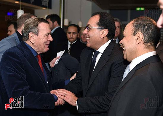 صور رئيس الوزراء يشهد افتتاح بطولة العالم لكرة اليد للرجال  (2)