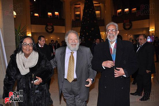 صور حفل مهرجان المسرح العربي (23)