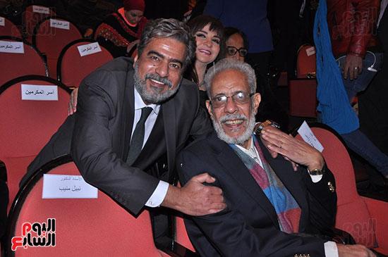 صور حفل مهرجان المسرح العربي (28)
