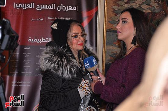 صور حفل مهرجان المسرح العربي (36)