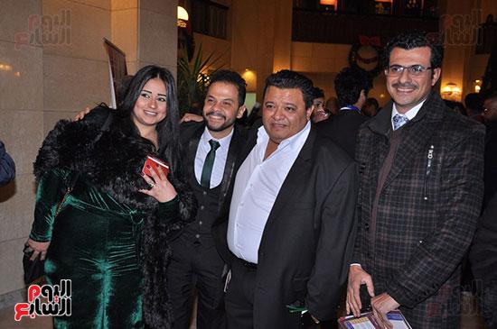 صور حفل مهرجان المسرح العربي (18)