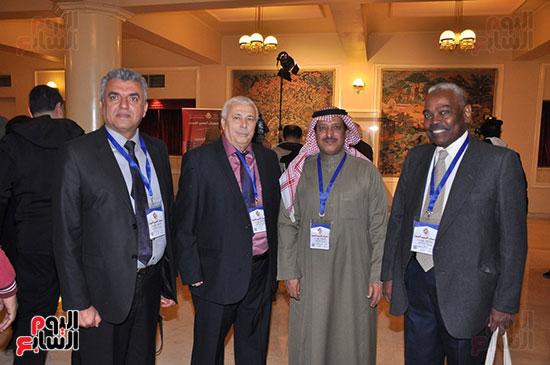 صور حفل مهرجان المسرح العربي (3)