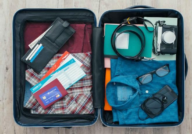 تحضير حقيبة السفر2