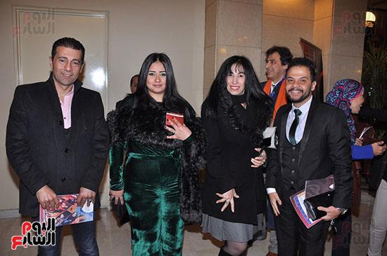 صور حفل مهرجان المسرح العربي (20)