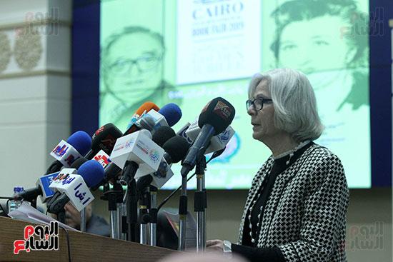 صور الاعلان عن اليوبيل الذهبى لمعرض القاهرة الدولى للكتاب (23)