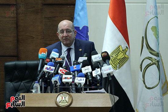 صور الاعلان عن اليوبيل الذهبى لمعرض القاهرة الدولى للكتاب (5)