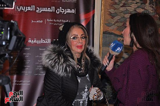 صور حفل مهرجان المسرح العربي (37)