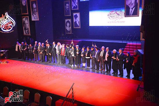صور مهرجان المسرح العربي (2)