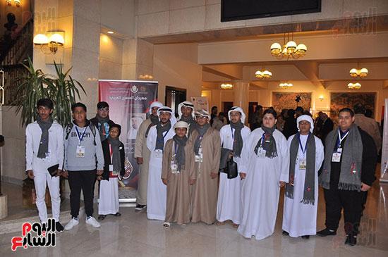 صور حفل مهرجان المسرح العربي (1)