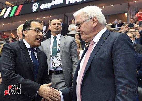صور رئيس الوزراء يشهد افتتاح بطولة العالم لكرة اليد للرجال  (4)