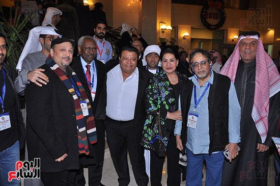 صور حفل مهرجان المسرح العربي (12)