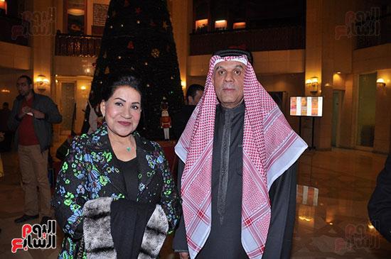 صور حفل مهرجان المسرح العربي (9)