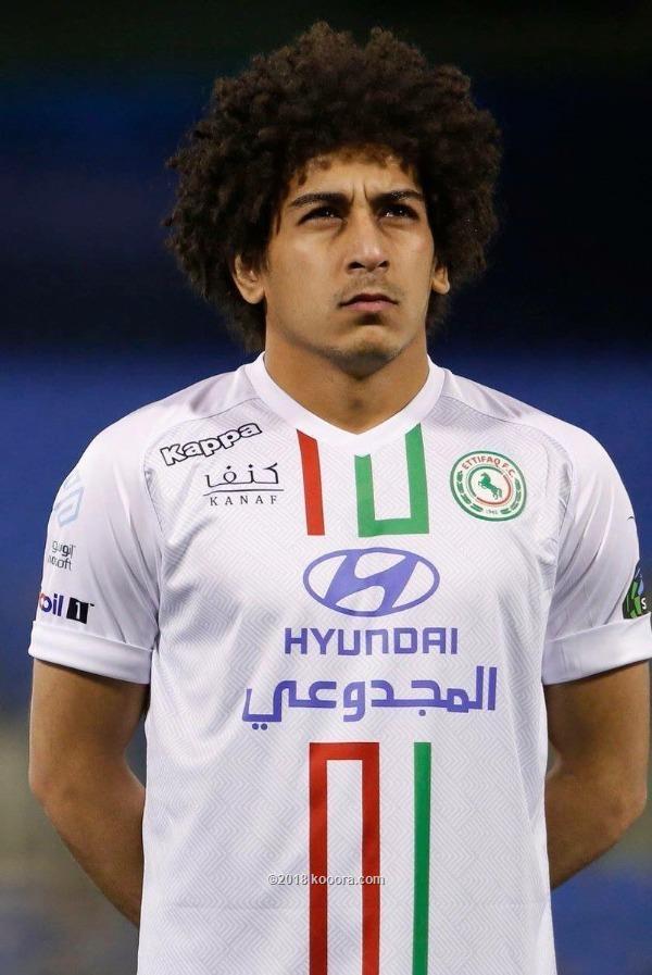 حسين السيد لاعب الإتفاق