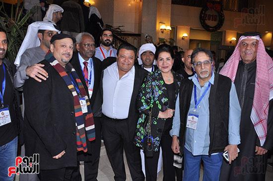 صور حفل مهرجان المسرح العربي (13)