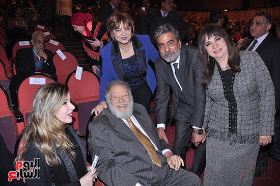 صور حفل مهرجان المسرح العربي (30)