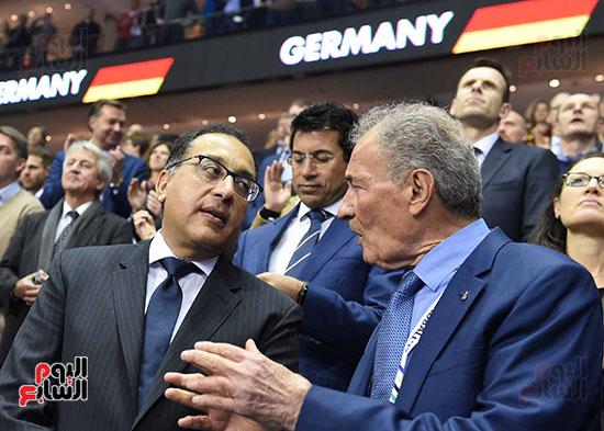 صور رئيس الوزراء يشهد افتتاح بطولة العالم لكرة اليد للرجال  (9)