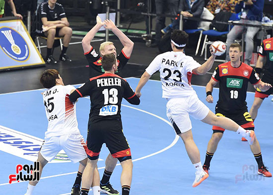 صور رئيس الوزراء يشهد افتتاح بطولة العالم لكرة اليد للرجال  (12)