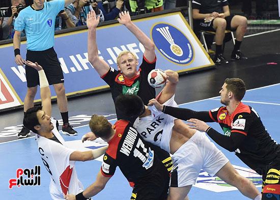 صور رئيس الوزراء يشهد افتتاح بطولة العالم لكرة اليد للرجال  (13)