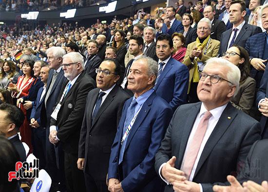 صور رئيس الوزراء يشهد افتتاح بطولة العالم لكرة اليد للرجال  (8)