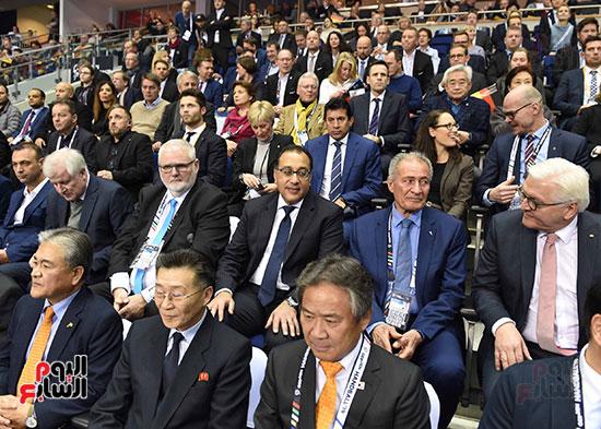 صور رئيس الوزراء يشهد افتتاح بطولة العالم لكرة اليد للرجال  (11)