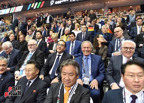 صور رئيس الوزراء يشهد افتتاح بطولة العالم لكرة اليد للرجال  (10)