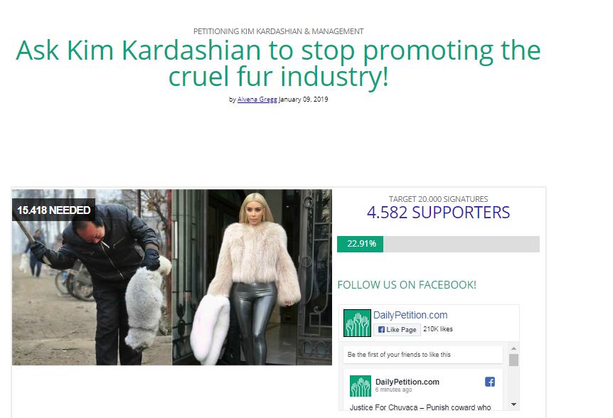 الحملة التى دشنها المهتمين بحقوق الحيوانات