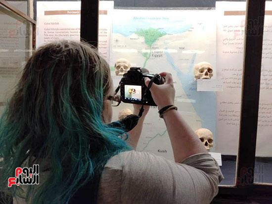 إعادة اكتشاف الموتى بالمتحف المصرى (3)