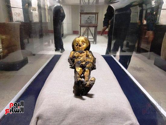 إعادة اكتشاف الموتى بالمتحف المصرى (26)