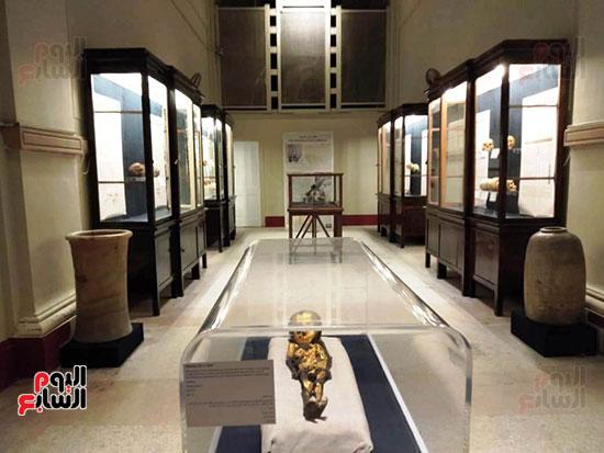 إعادة اكتشاف الموتى بالمتحف المصرى (32)