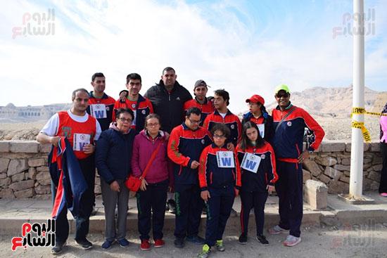 أبطال-التحدي-من-ذوي-الإحتياجات-الخاصة-يشاركون-بماراثون-مصر-الدولي-بالأقصر-(7)