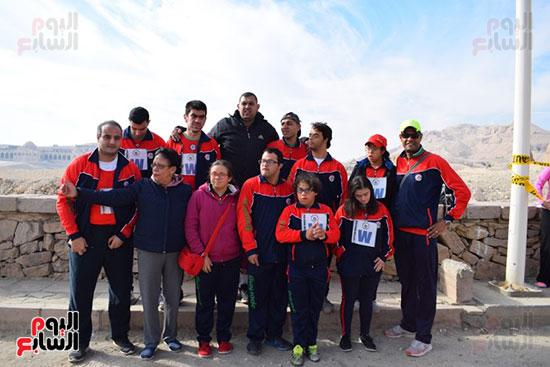 أبطال-التحدي-من-ذوي-الإحتياجات-الخاصة-يشاركون-بماراثون-مصر-الدولي-بالأقصر-(8)