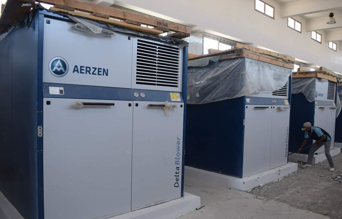تنفيذ أكبر محطة معالجة ثلاثية بالبحر الأحمر (13)