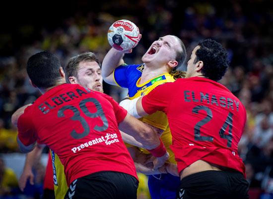 مصر والسويد (9)
