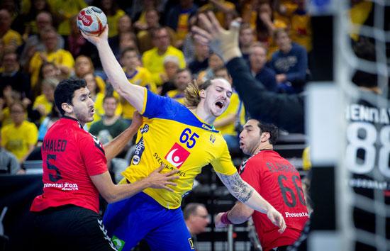 مصر والسويد (11)